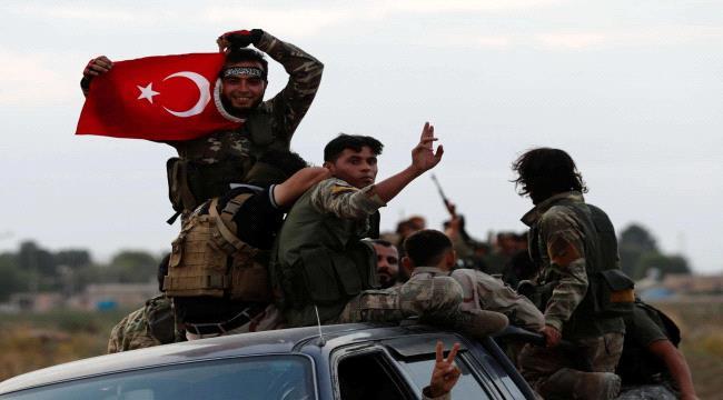 أردوغان يجهِّز  مرتزقة  للقتال مع  الإخوان  في اليمن